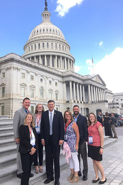 Illinois Horizon Schools Honored with National Recognition at the Schools  to Watch Conference in Washington, D C
