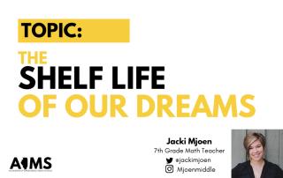 Mjoen - Shelf Life of Your Dreams