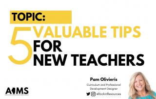 Olivieris - 5 Valuable Tips for Teachers