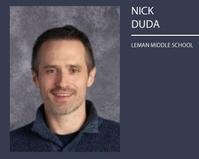 Nick Duda